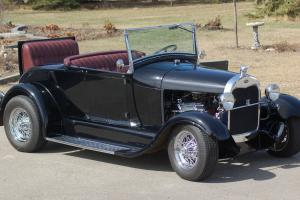 Ford : Model A Caberlet