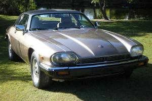 Jaguar XJSC Cabriolet 1984 6 Cylinder