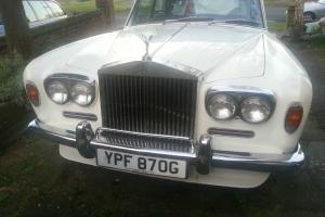 rolls royce shadow 1 1969 Chippendale dash needs work cheap