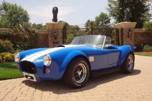 1965 Shelby Cobra* Rare Automatic* Stunning Color* 302 Engine* Amazing Replica! Photo