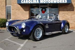 1965 Shelby Cobra 427 by Unique Motorcars,Engine is an original 1965 427 Big 8