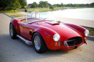 *MINT* Red 1966 Ford Shelby Cobra Roadster 408 Stroker *1966 Clean Title* Photo