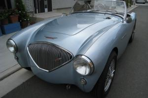 1954 Austin Healey 100 BN-1