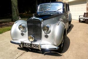 1952 Bentley Type R - Rolls Royce Silver Dawn Silver Cloud  MK VI Silver Wraith