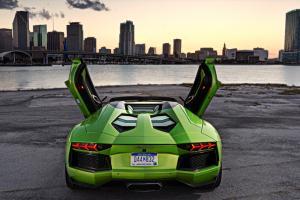 Lamborghini Aventador Roadster Body kit, Kit car. Exotic Toyota MR2 Replica kit
