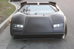 Lamborghini Replica, Lamborghini Kit Car V6 manual Transmition Runs Great