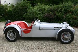 1964 Lotus Seven Series 1/2 All Aluminium Body Restored