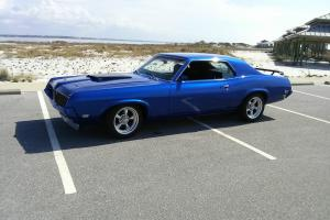 Custom 1969 Mercury Cougar Resto Mod, 351w, Show/Muscle Car