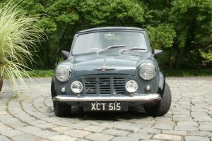 Morris Mini Cooper Pickup 1963 RIGHT HAND DRIVE