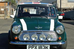 1971 Mini Cooper 1000 Saloon British Green Union Jack Full Resto NO RESERVE