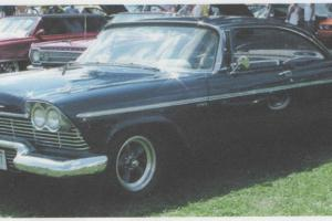 1958 Plymouth Savoy Custom