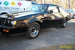 1987 Buick Regal Grand National 8401 Original Miles - Near Time Warp MINT