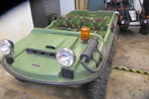 Rare 8 Wheel drive Argocat land water no object (MOON BUGGY) NO RESERVE