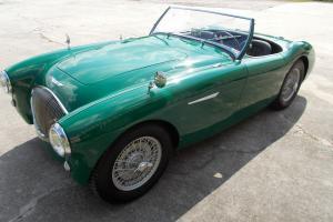 1954 Austin Healey 100-4