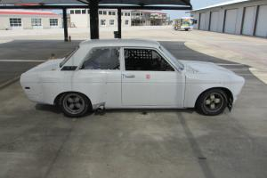 1973 Datsun 510 2-Door Coupe Semi-Tube Frame SCCA GT3 Race Car