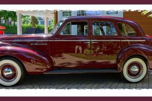 1939 Buick Special Series 40 4 Doors Sedan SHOW CAR 80K invested WOW !!!