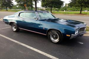 1970 Buick GS 455 Rare Manual Transmission  1 of 66 Made
