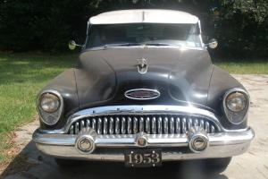 1953 BUICK SUPER WITH POWER STEERING 30,000 ORG. MILES