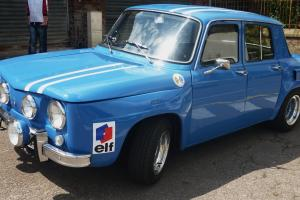 RENAULT 8 GORDINI R1135 1969  Photo