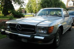 Mercedes-Benz : SL-Class C 450