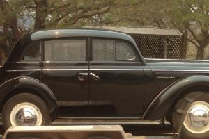 1955 Moskvitch Russian Antique Car
