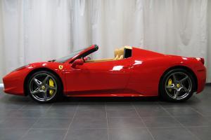 Ferrari : 458 Spider