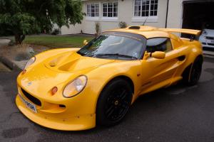 LOTUS ELISE MOTORSPORT S1 EXIGE REPLICA RARE CUSTOM KITCAR PICKUP HOTROD