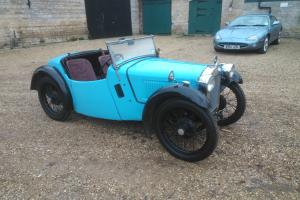 Austin 7 Nippy 1935