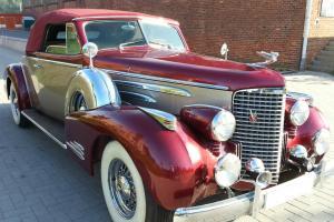 CADILLAC V16 1938