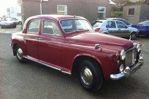 1963 Rover 110 P4