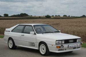1984 A - Audi quattro Turbo ( UR )