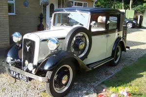 Austin 1936 Sherbourne Landaulette