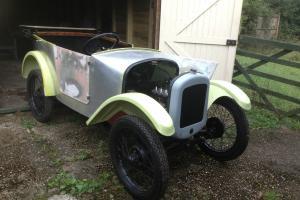 Austin Chummy 1926 restoration project