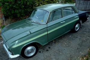 1963 Vauxhall FB VX 4/90 Twin Carb