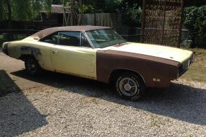 dodge charger 69 rt