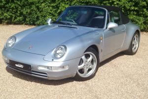 94/L Porsche 911 (993) Carrera Cabriolet - 6spd Manual Gearbox