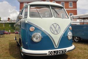 1965 VW 21 Window Samba RHD Devon Conversion