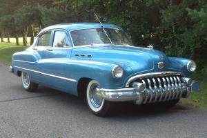 Buick 1950 Original Classic Sedan in Barwon, VIC