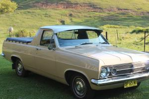 Holden HR 1966 UTE 3L Registered in Moreton, QLD