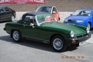 1980 MG/ MGF Midget super condition REG 3890 MG great investment