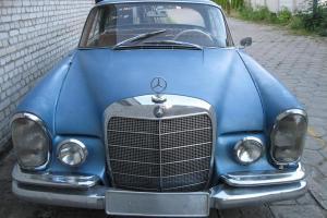 LHD 1963 Mercedes W111 220 SEB
