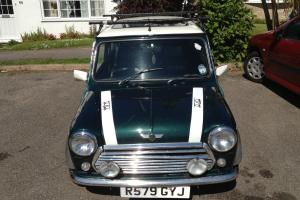Classic Mini Cooper 1997 British Racing Green