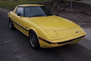 Mazda RX 7 Series 3 1985 in in Sydney, NSW