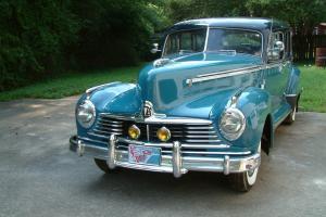 1947 Hudson Commodore Six