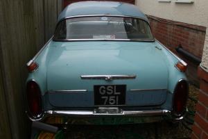 Vauxhall Cresta PA 1960 (mid-series)