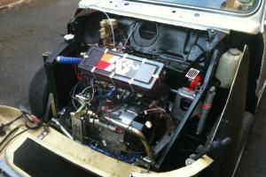 CLASSIC MINI COOPER WITH 160BHP 5PW R1 ENGINE