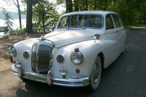 1961 Daimler of England DR450 (Majestic Major) Limousine