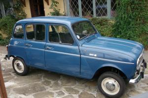 Renault 4 4TL TL 850 1967  Photo