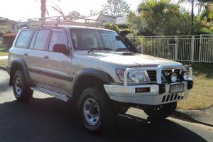 Nissan Patrol ST 1998 Turbo Diesel 5SPD Four Wheel Drive in in Brisbane, QLD