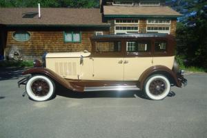 Vintage 1930 REO Flying Cloud Fully Restored